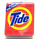 Tide Travel Sink Packets Clipstrip (Pack of 9)