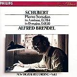 Schubert: Piano Sonatas No 14, D 784 & No 17, D 850