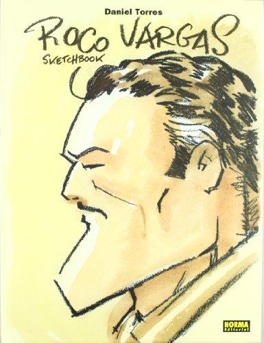 Roco Vargas: Sketchbook (Spanish Edition)