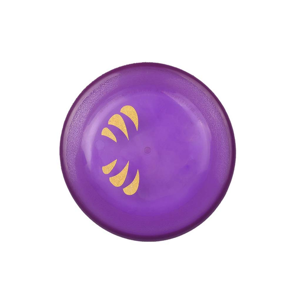 Lxrzls Puzzle Dog Toy.Large Dog Flying Disc Soft Throwing. Frisbee for Discdogging.
