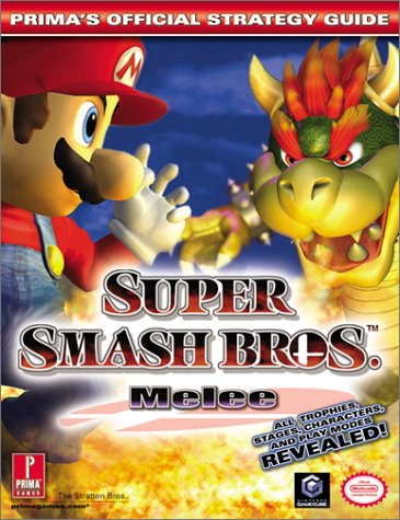 Price comparison product image Super Smash Bros. Melee: Prima's Official Strategy Guide