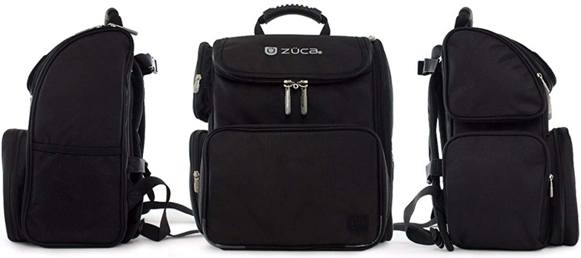 ZUCA Business Backpack with Protected Laptop Compartment and Removable Expanding Document Organizer