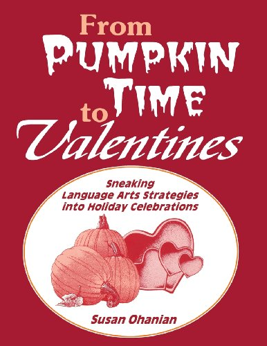 From Pumpkin Time to Valentines: Sneaking Language Arts Strategies into Holiday Celebrations for $<!--$3.44-->