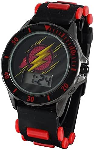 The Flash Justice League Kids Watch