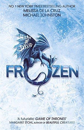 Frozen: Book 1 Heart Of Dread By Melissa