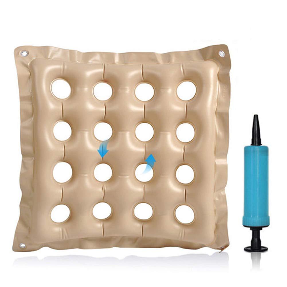 ZHONG@Cojín Hinchable de Aire, cojín antidecúbito para sillas de ...