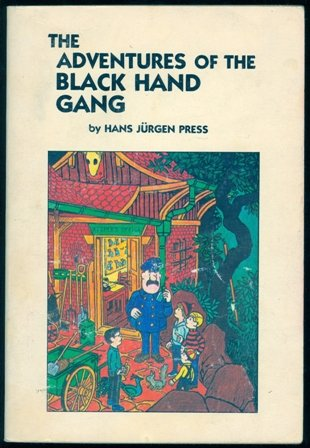 Black Gang (The Adventures of the Black Hand Gang)