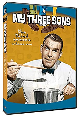 Amazon com: My Three Sons, Season 3 Volume 1: Fred MacMurray