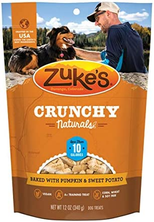 Zuke s Crunchy Naturals All Natural Baked Low Calorie Dog Treats