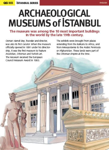 Archaeological Museums of Istanbul