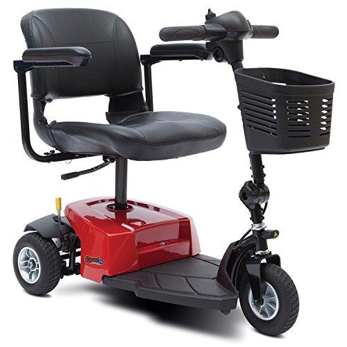 Mega Motion Rascal 8 3-Wheel Scooter, Various Colors