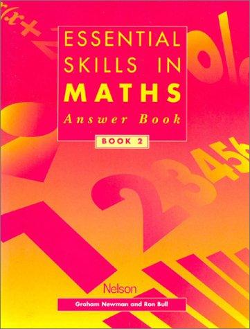 Essential Skills in Maths - Answer Book 2 Essential Numeracy ...
