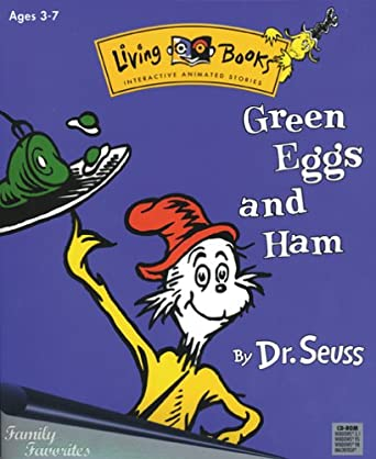 Dr. Seuss Green Eggs and Ham - PC/Mac