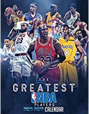 The Greatest NBA Players 2021 - 2022 Calendar: 18 Months