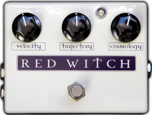 - Red Witch Analog Deluxe Moon Phaser