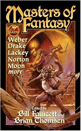 Book Masters Of Fantasy (Baen Science Fiction)