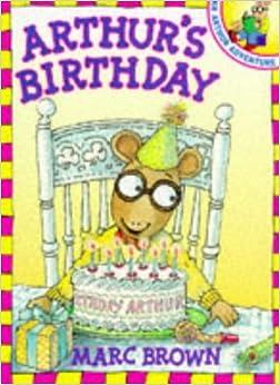Arthur 39:s Birthday (Red Fox picture books)