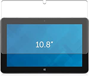 Puccy 3 Pack Screen Protector Film, compatible with Dell Venue 11 5000 (5130 Pro) 10.8