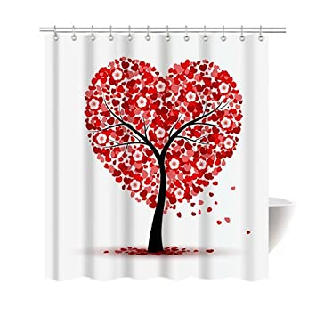 Amazon Gwein Hearts With Flower Tree Valentines Day Shower