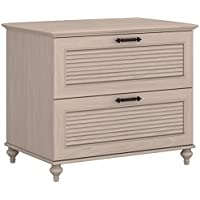 kathy ireland Office Volcano Dusk Lateral File Cabinet