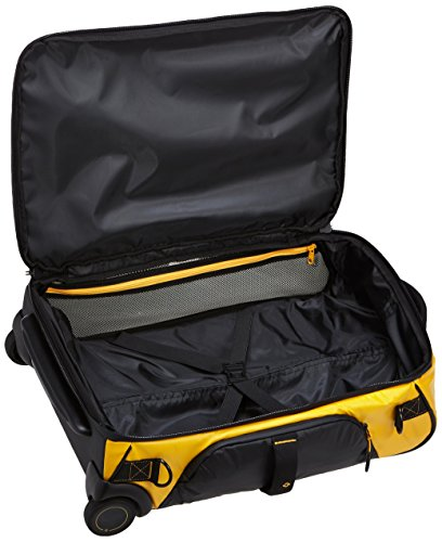 Amazon.com | Samsonite Paradiver Light Duffle with wheels 55/20 Strictcabine, 55 cm, 48, 5 L, Yellow | Suitcases