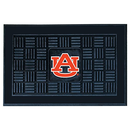 Fan Mats Auburn University Heavy Duty Door Mat (Auburn Tigers Door Mat)