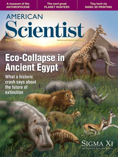 Best Price for American Scientist Magazine Subscription