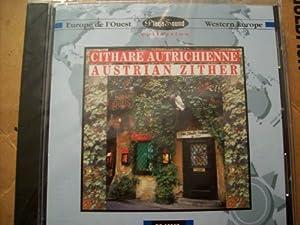 """Afficher """"Autriche : Cithare Traditionnelle (22 titres)"""""""