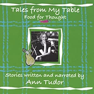 Tales from My Table Audiobook