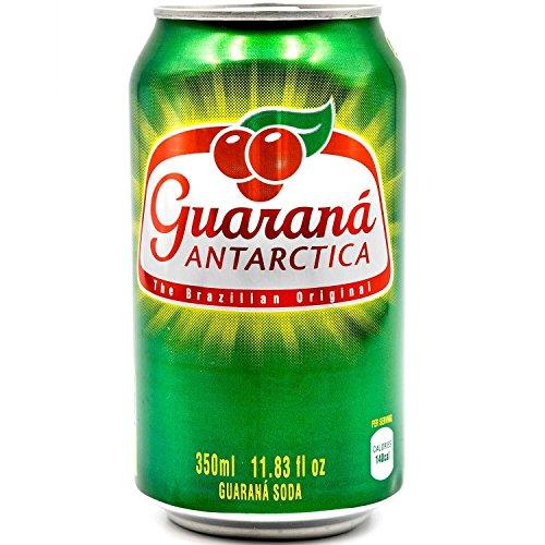 Guarana Antarctica 350 Milliliter (Pack of 12)