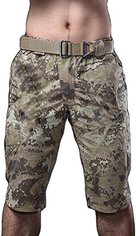 Men Outdoor Tactical Pants Army Military Combat Cargo Camo Combat Trousers Sport
