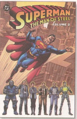 Superman: The Man of Steel, vol 2 (Superman The Man Of Steel compare prices)