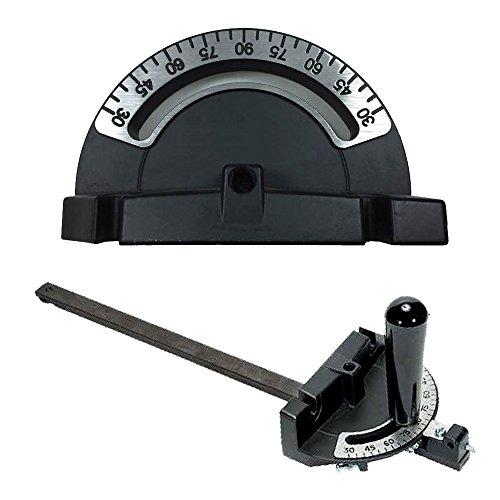 Big Horn 14605 Standard Track Miter Gauge (Table Standard Saw)