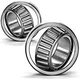 Cone 2x 02872 Tapered Roller Replacement QJZ New