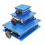 Lift Table Aluminium Oxide Lab Stand Lifter