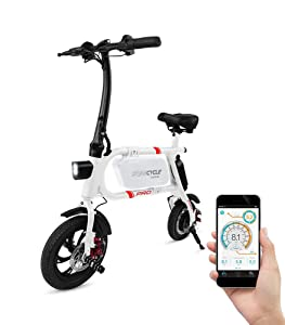 Swagtron Folding-Bicycles Swagcycle Pro