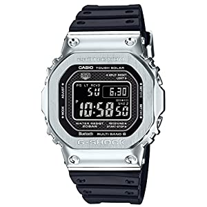 513FHpadhfL. SS300  - CASIO G-Shock Connected GMW-B5000-1JF Origin Radio Solar Watch (Japan Domestic Genuine Products)