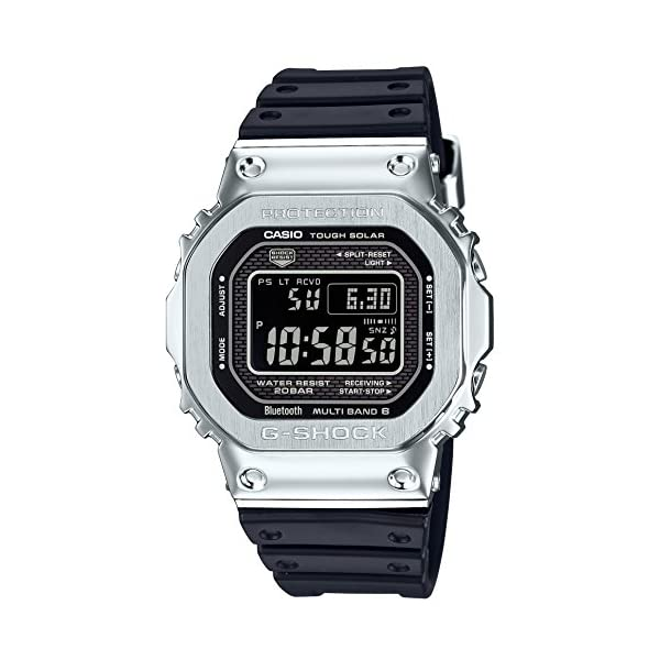 513FHpadhfL. SS600  - CASIO G-Shock Connected GMW-B5000-1JF Origin Radio Solar Watch (Japan Domestic Genuine Products)