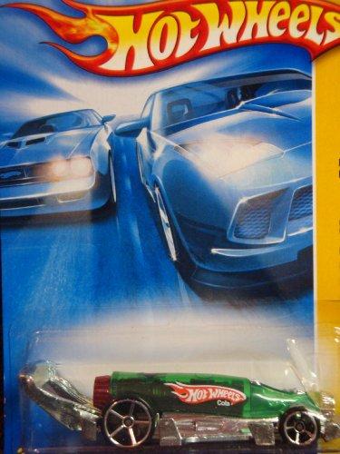 Hot Wheels 2008 New Models Carbonator (Bottle Car), Green