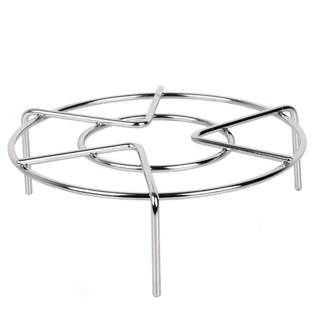 Stainless Steel Steaming Rack Baking and Cooling Steaming Rack Stand Great for Instant Pot Pressure Cooker Food Heating (B)