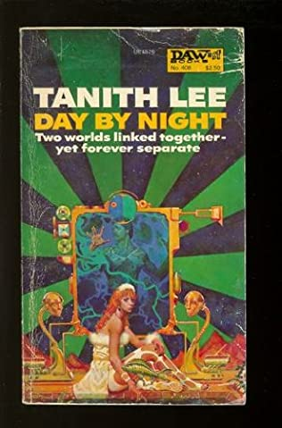 book cover of Day by Night