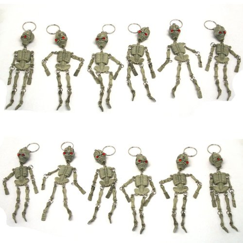 Skeleton Keychain by Rhode Island Novelty