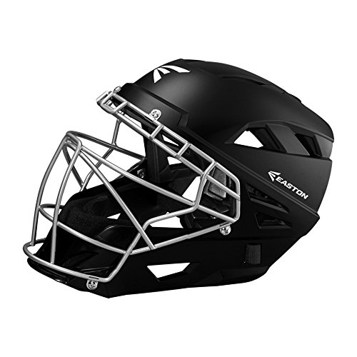 Easton M7 Catchers Helmet, Black, Large ()