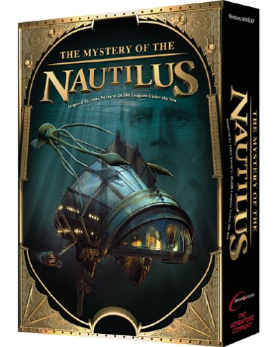 Mystery of the Nautilus: 20,000 Leagues Under the Sea - PC