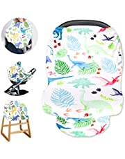Stretchy Baby Car Seat Cover for Baby Boys and Girls
