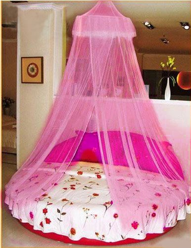 Housweety Elegant Curtain Netting Mosquito