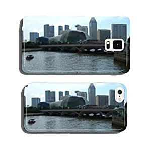 View on Esplanade Drive & Mall cell phone cover case Samsung S6