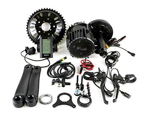 - Bafang BBS03/BBSHD Lastest Model 48V 1000W Ebike Electric Bicycle Motor 8fun Mid Drive Electric Bike Conversion Kit