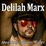 Meeting Officer Tyler: M/F Cop Erotica, Light BDSM | Delilah Marx