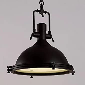 Lingkai Antique Pendelleuchte Esszimmer Lampe Industrial Hangende
